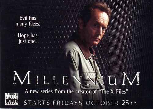 Millennium - Poster 3