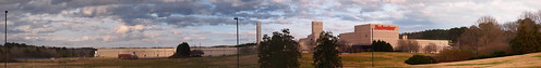Budweiser Cartersville plant (panoramic view)