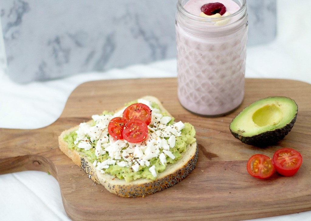 avocado toast blogi