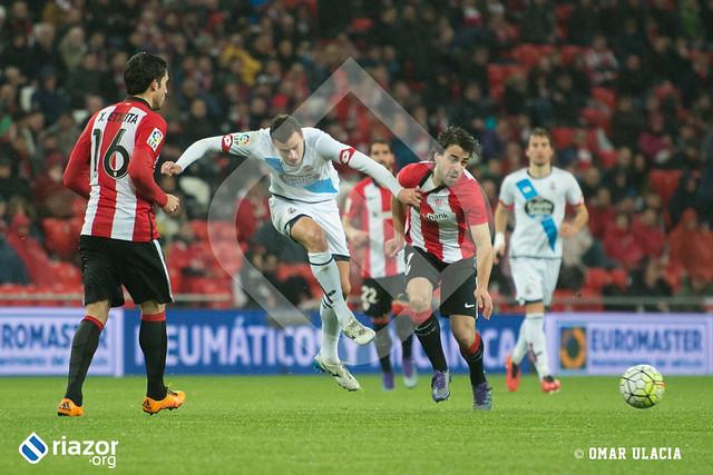 Liga BBVA. Athletic de Bilbao 4 - Deportivo 1