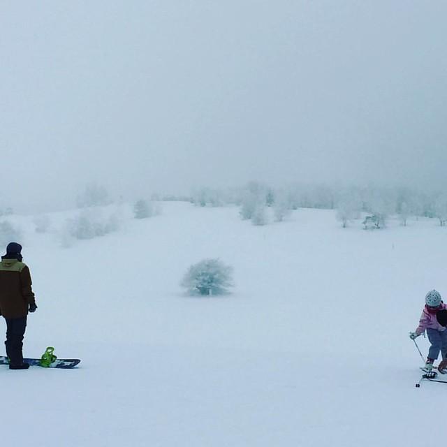 Photo:おはよう #菅平高原スキー場 ! ガスってます。 By Tatsumine