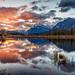 Bow Valley Sunrise