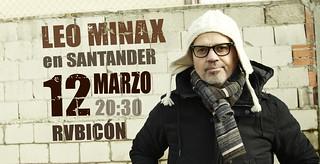 Leo Minax enSantander7- Fotógrafo Ale Megale