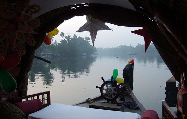 Superior Boat Sleeps 2 from Alappuzha