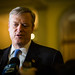 Gov. Charlie Baker Attends The Boston Foundation's Pozen Prize for Charter Schools Event at the State House by Eric Haynes Photography