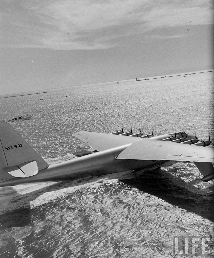 an overview of the hughes flying boat h 4 Howard hughes – in modern times the hughes h-4 hercules this aircraft was also a flying boat, with hughes having taken off in the massive hunk-of-steel in.