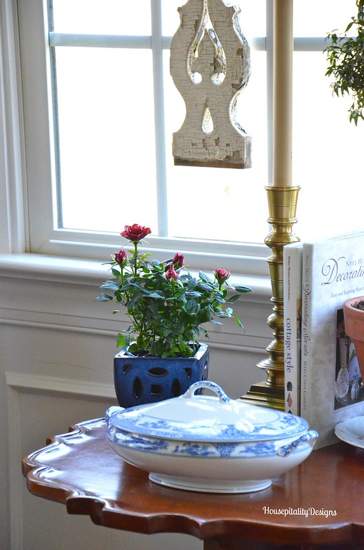 Pie Crust Table - Housepitality Designs