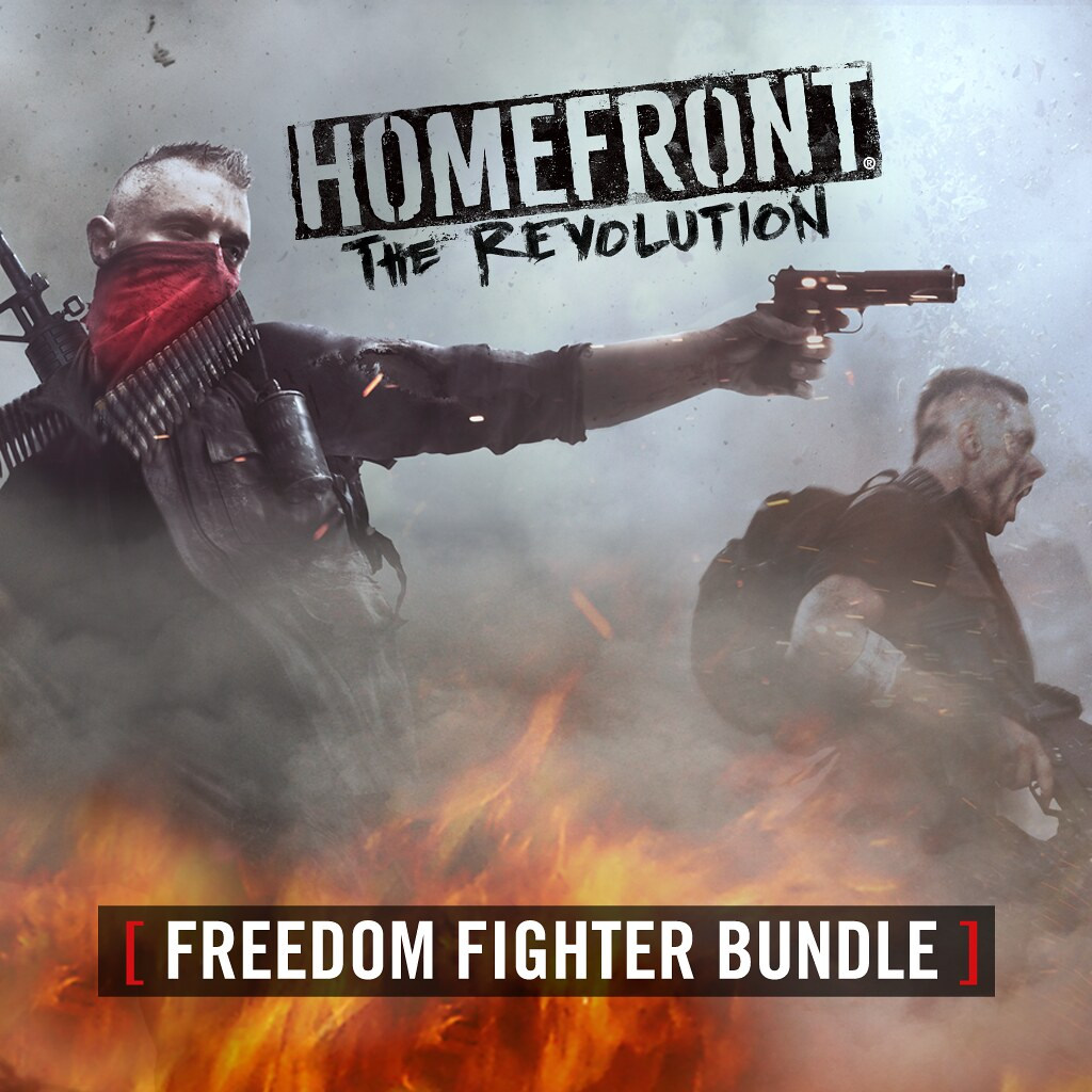 The Revolution 'Freedom Fighter' – PS4