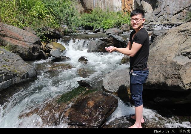 南投-夢谷瀑布47