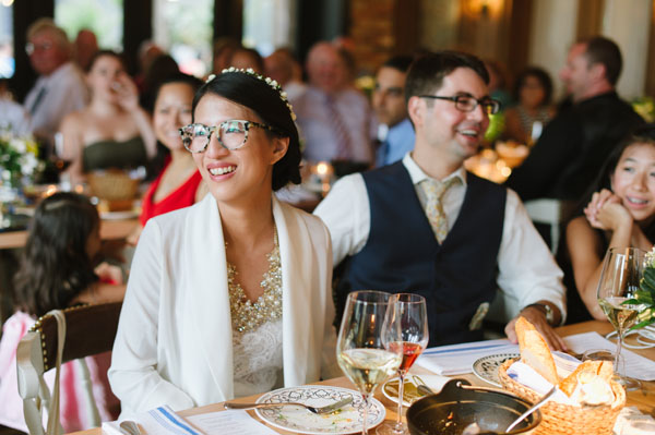 Celine Kim Photography KM Intimate restaurant Cluny Bistro Distillery District Toronto summer wedding-62