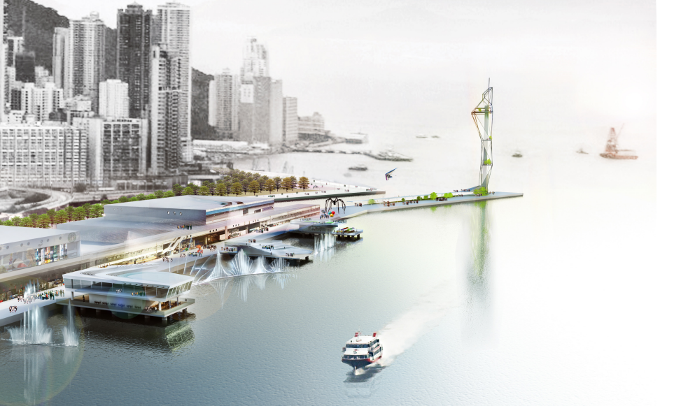 2. harbour side concept art_2013