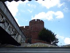 Shrewsbury Castle and the Shropshire Regimental Museum