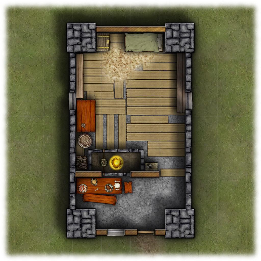 Skellige House 2