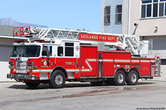 RED Truck 261