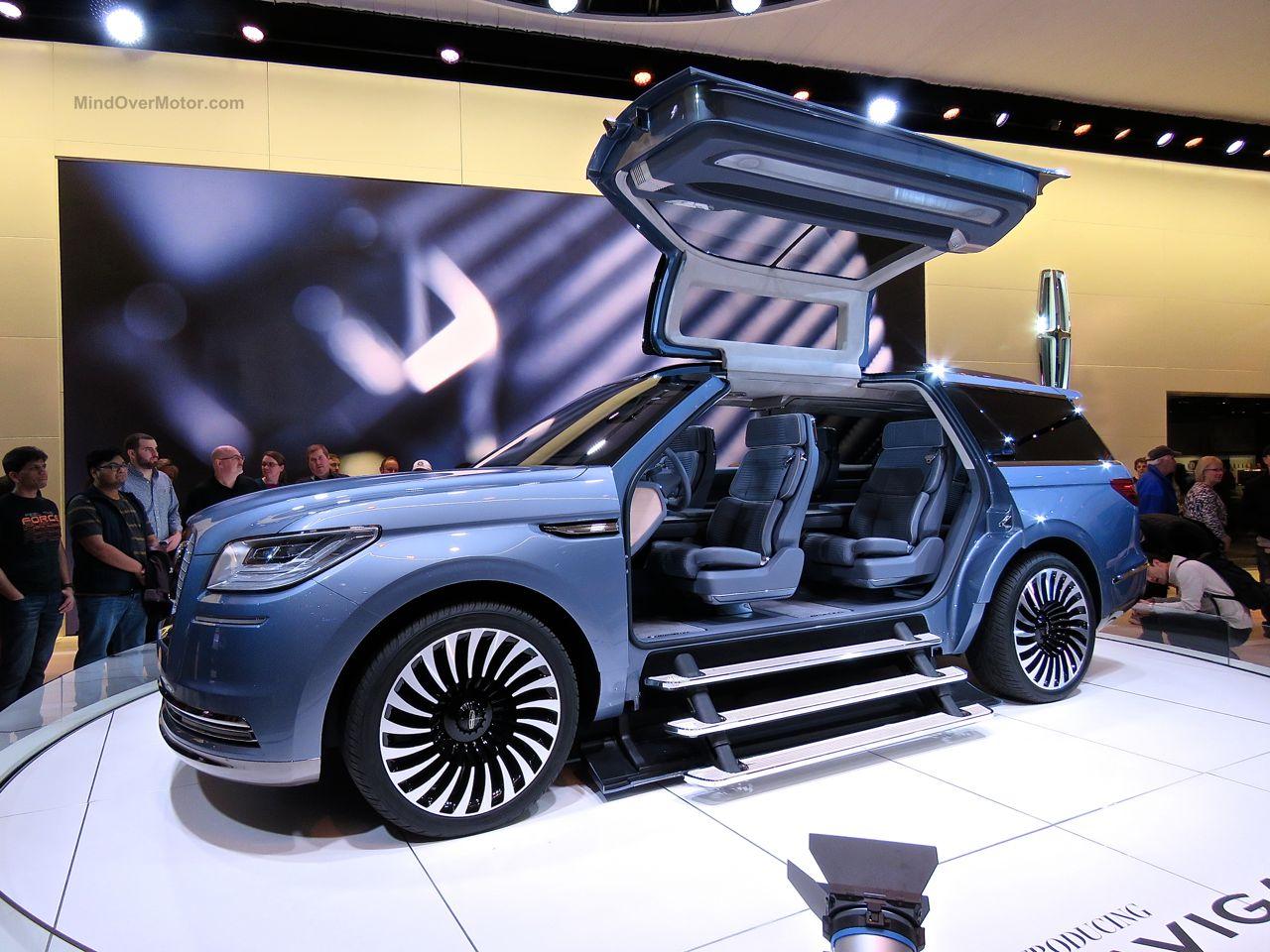 Lincoln Navigator Concept NYIAS 2016
