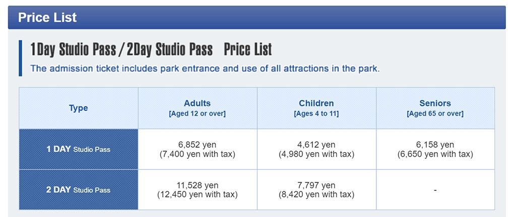 universal-studios-price-list