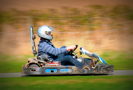 go karting north west london