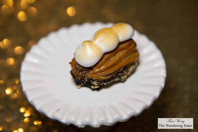 S'more mini eclairs by Sugar Couture