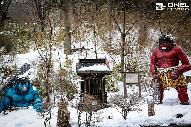 Photo:Winter in Hokkaido(Noboribetsu) - 67 By LIONEL-ARTS