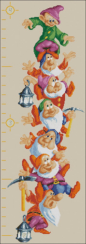 7 Dwarfs Growth Chart