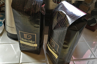 Everyday Coffee in the City - Peet's Coffee Arabian Mocha Java Bags