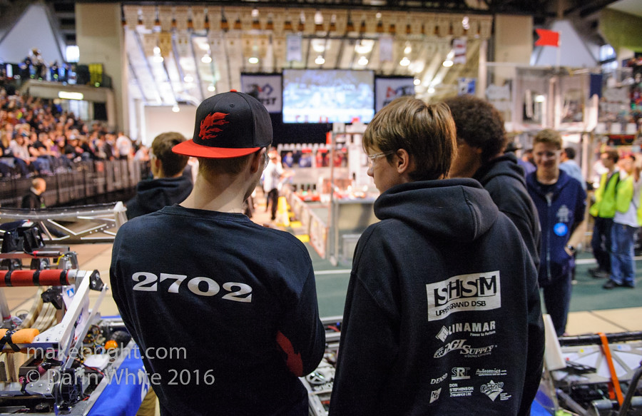 FIRST Robotics Regionals - UW - April 2016 119