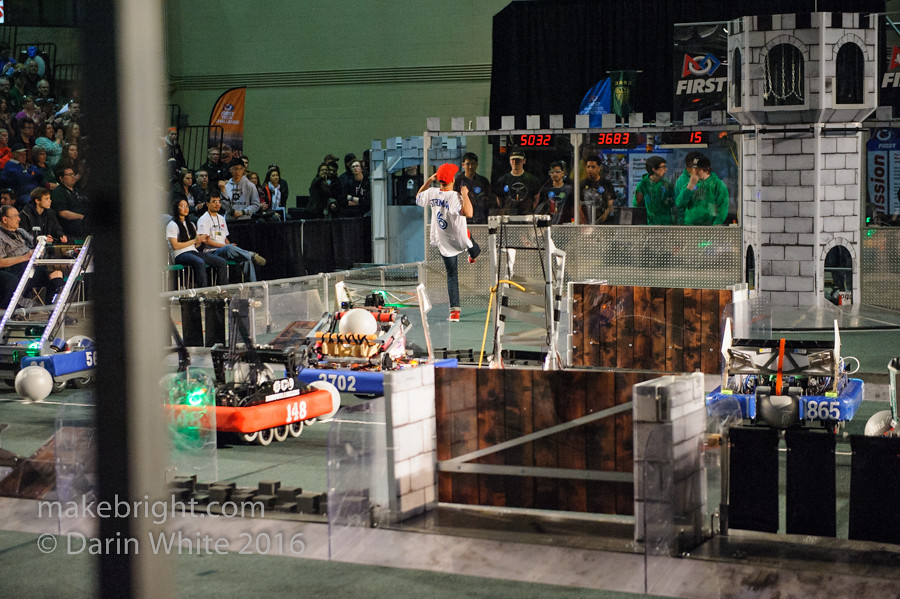 FIRST Robotics Regionals - UW - April 2016 175
