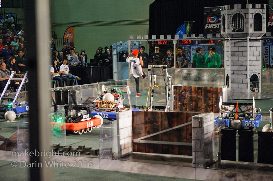 FIRST Robotics Regionals - UW - April 2016 175