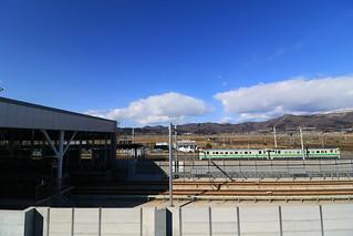 函館線, 新函館北斗駅