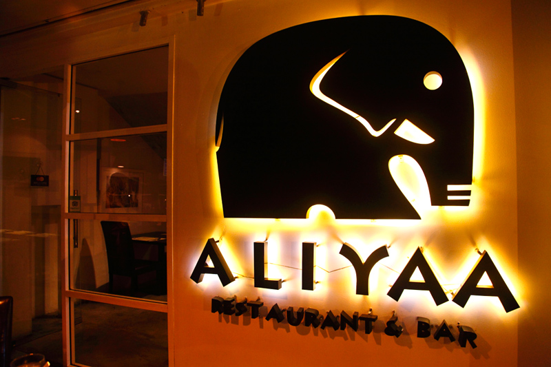 Aliyaa Sri Lanka Restaurant & Bar