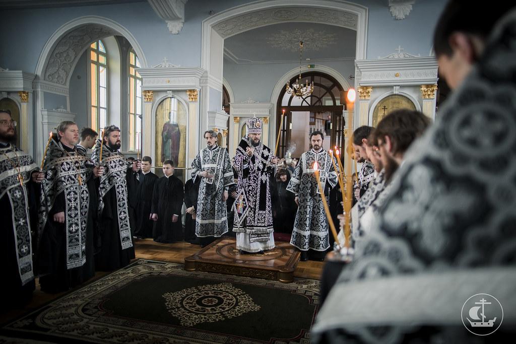 29 апреля 2016, Вынос Плащаницы / 29 April 2016, Vespers of the Taking-Down from the Cross