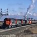 CN 5064 West Edmonton Alberta November 3, 1985