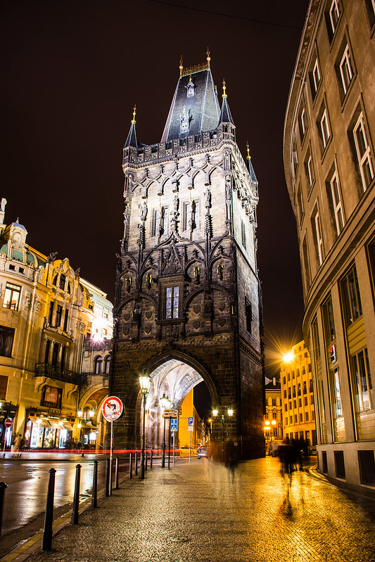 Powder Tower Prague