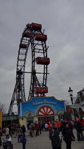 Prater Fahrt mit dem Wiener Riesenrad