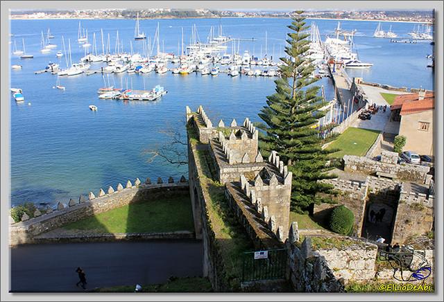 Fortaleza de Monterreal en Baiona (2)