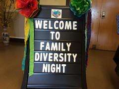 Marysville Diversity Night 2016