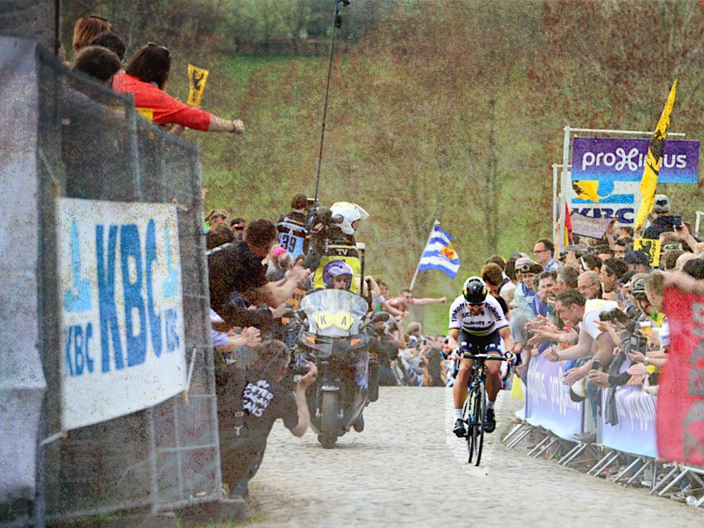 Wallpaper Tour of Flanders 2016