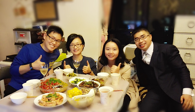 2015 Closing dinner