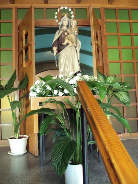 Virgen del Carme, Sony DSC-S980