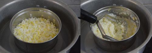 how to make kalkandu sadam