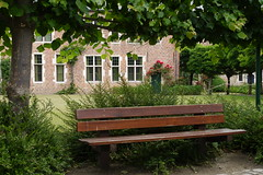 Beguinage Garden
