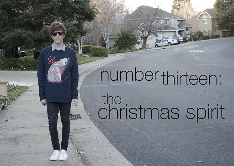 Number Thirteen The Christmas Spirit