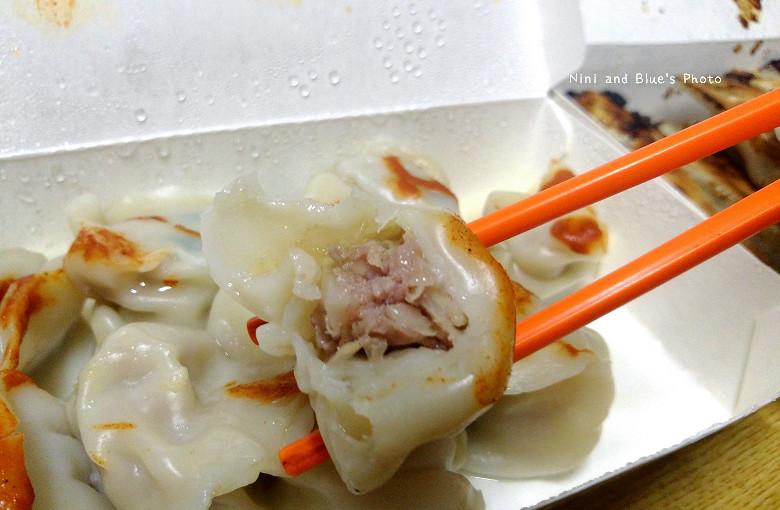 逢甲河南路上海湯包餃踏實地11