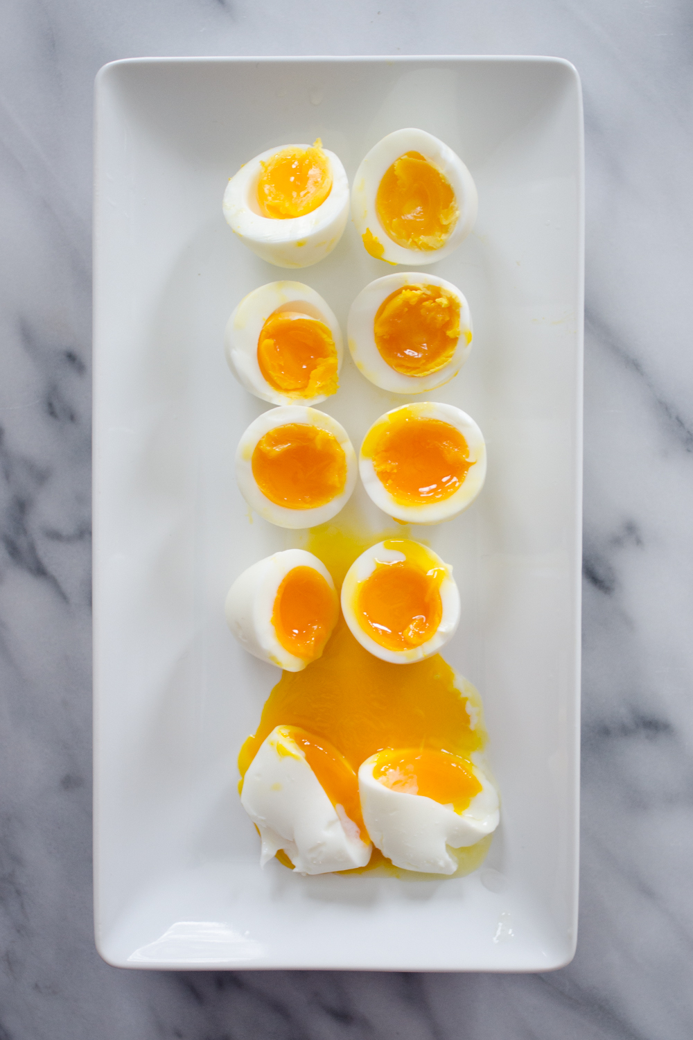 How to Make Perfect Soft Boiled Eggs - Buttered Side Up