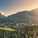 Dolomites - Cortina D'Ampezzo Sunrise Panorama