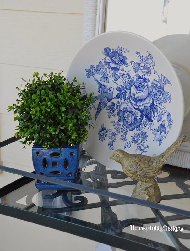 Tea Cart/Porch - Housepitality Designs