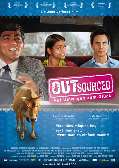 Josh Hamilton In «Outsourced»