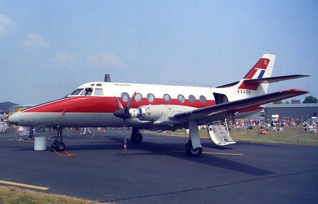 XX499/G Jetstream T.1