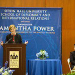 24293549161 A Conversation with Ambassador Samantha Power