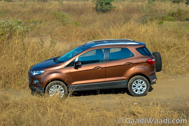 2016 ford ecosport diesel review road test. Black Bedroom Furniture Sets. Home Design Ideas